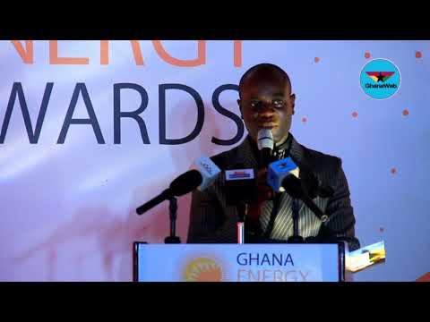 Ghana Energy Awards 2018: Tsatsu Tsikata receives Lifetime Achievement Award