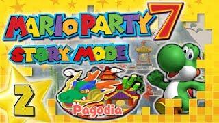 MARIO PARTY 7 🎲 #2: Bargeldlos rauf auf Pagodia