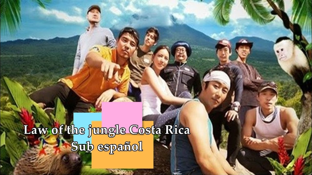 [Sub español] Law of the Jungle en Costa Rica Ep 139 ICompletoI