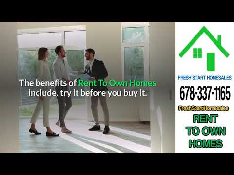 Why Rent To Own Is Better Than Renting In Lawrenceville, Ga. 678-337-1165