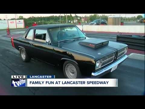 Drag Racing at Lancaster Speedway