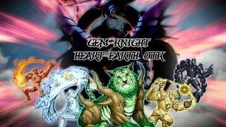 YGOPro Single Duel - Gem-Knight Mill Heart-Earth OTK 2015