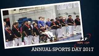 HOPE Qatar Annual Sports Day 2017