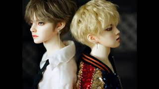 Bts dolls by mattel