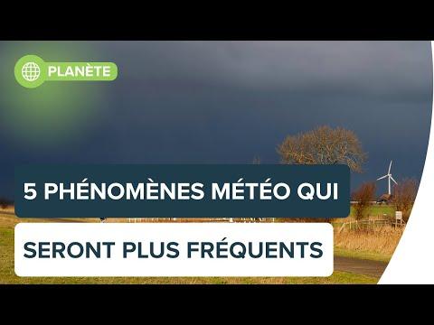 Le réchauffement accroit la probabilité d'événements météo extrêmes | Futura