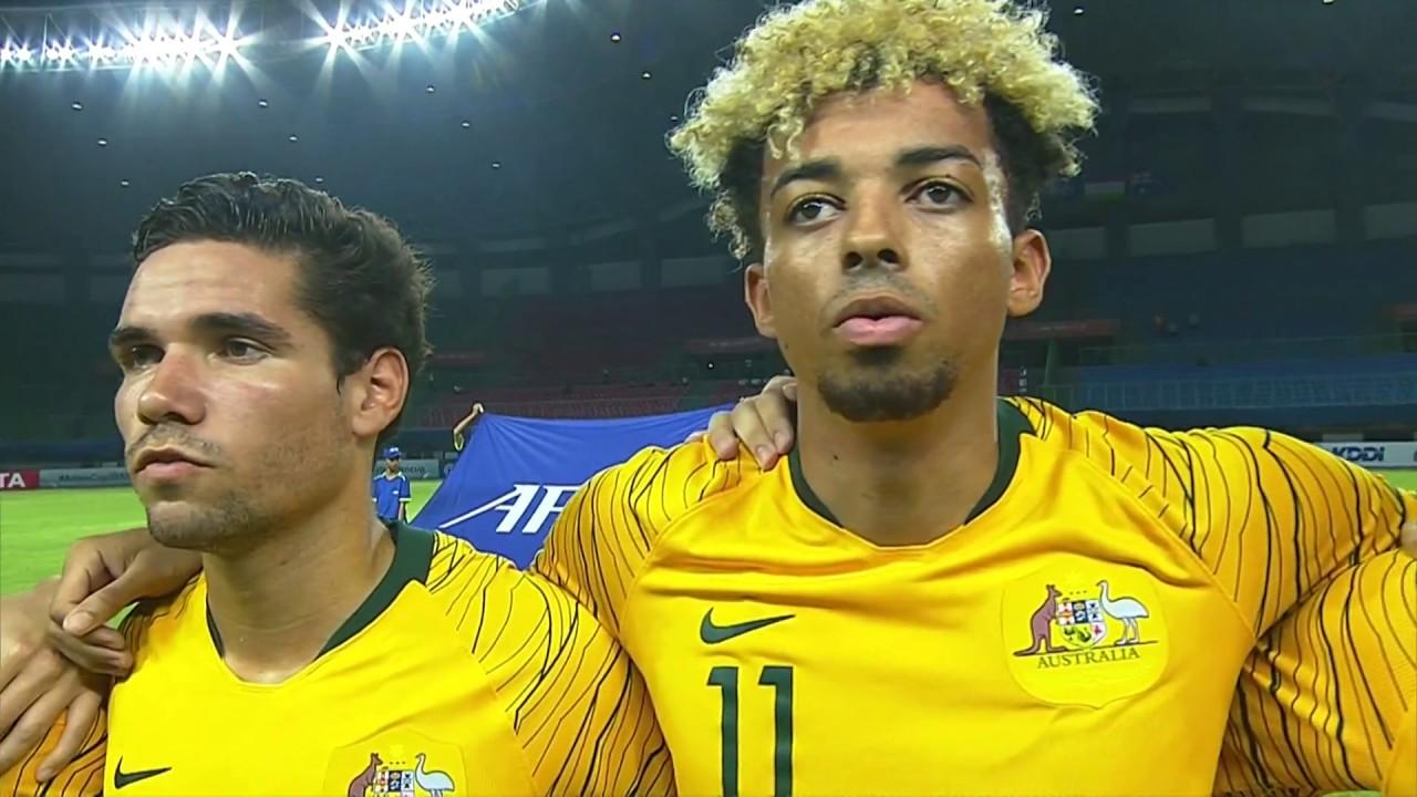 Saudi Arabia 3 1 Australia Afc U19 Indonesia 2018 Quarter Final Youtube