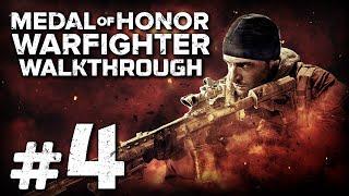 Прохождение Medal of Honor Warfighter Часть 4 ПОГОНЯ