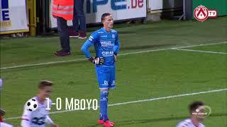 KV Kortrijk - Zulte-Waregem 2-0