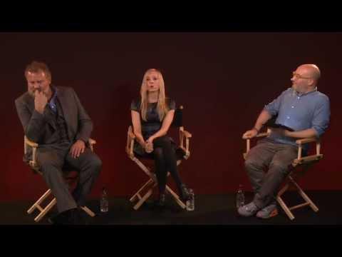 Hugh Bonneville and Joanne Froggatt: Downton Abbey  Meet the Cast