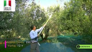 Minelli Olivgreen Pro 500 Zeytin Hasat Makinesi