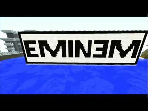 Minecraft Eminem Logo HD