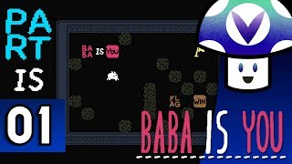 [Vinesauce] Vinny - Baba is You (part 1)