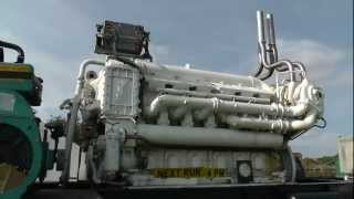 Paxman V12YHA 60 litre Ship Diesel Engine from HMS RHYL