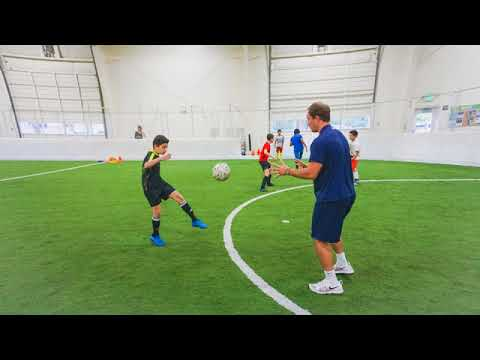 PRO Sports Club Indoor Soccer Arena Video