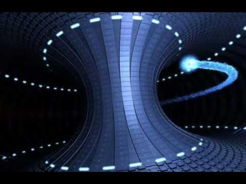 Solar Spectrum - Particle Accelarator