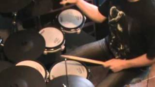 Stratovarius-higher we go COVER DRUM