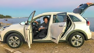 Dieses Kia Elektroauto Überrascht Selbst Ein Tesla Fahrer