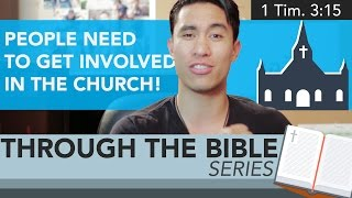 Ep. 28: Why Should I Be Involved in Church? | IMPACT Through The Bible Series