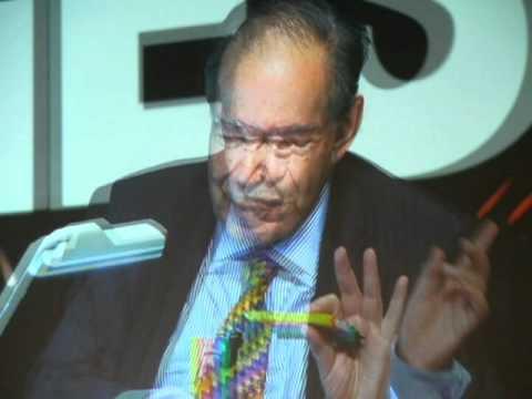 Dr Edward de Bono at Cannes Lions 2011