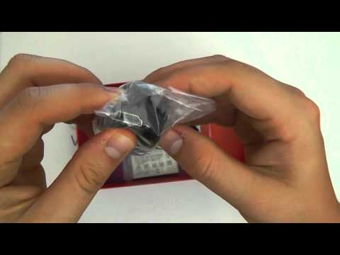 Sony Ericsson Xperia Arc S (LT18i) Unboxing - Pure White