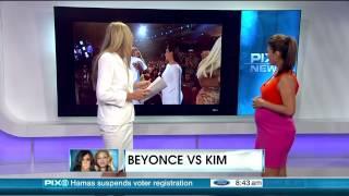 PIX News   Body Language Expert Tonya Reiman on Beyonce & Kim Kardashian 7 03 12