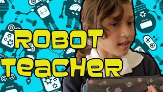 CAN A ROBOT TEACH A CLASS? LETS FIND OUT!