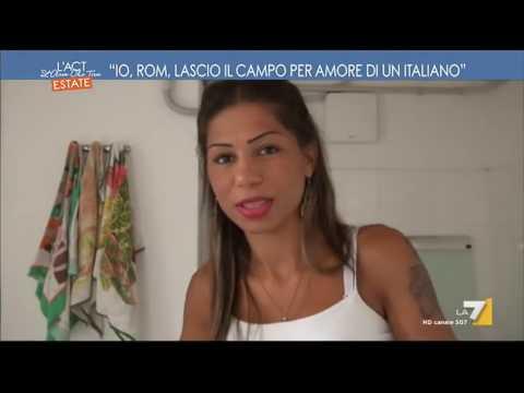 'Io, Rom, lascio il campo per amore di un italiano'
