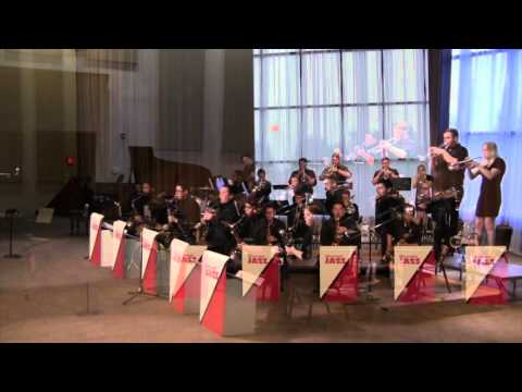 "Navarro College Jazz Band ""Honk"""