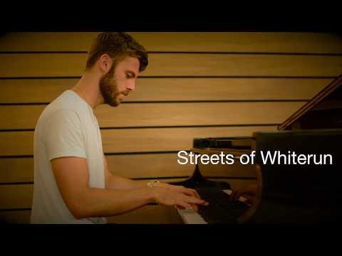 Streets of Whiterun - Jeremy Soule (piano cover)