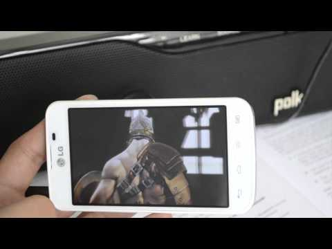 LG Optimus L5 II - Gaming Performance