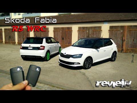 2018 Škoda FABIA R5 WRC DUO - which one do you choose?