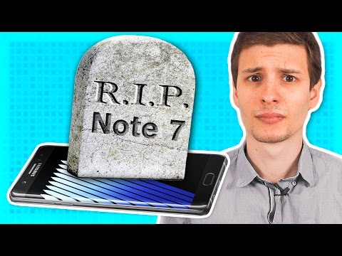 RIP: Samsung Galaxy Note 7 is Officially DEAD