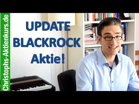 Blackrock Aktie: Update Q1.2017 | Bewertung | Altersvorsorgeportfolio