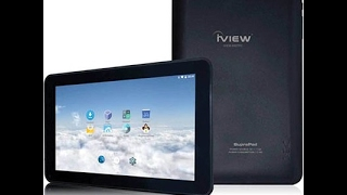 Обзор/планшет  iView-900TPC Android 5. 1