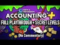 Accounting + [Full Playthrough  + ALL SECRET LEVELS!] (VR gameplay, no commentary)