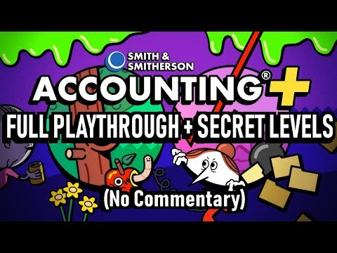 Accounting+ [Full Playthrough + ALL SECRET LEVELS!] (VR gameplay, no commentary)