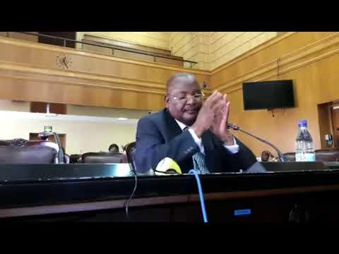 Obert Mpofu vs Temba Mliswa Clash! Parliamentary Committe Disrespected (2/4. 22 Feb 2018)