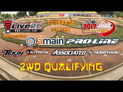 2017 IFMAR Electric Off-Road Worlds - 2WD Qualification Day
