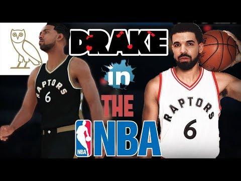 Drake In The NBA!