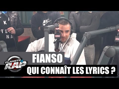 Sofiane - Qui connaît les lyrics ? avec Kaaris & Ninho #PlanèteRap