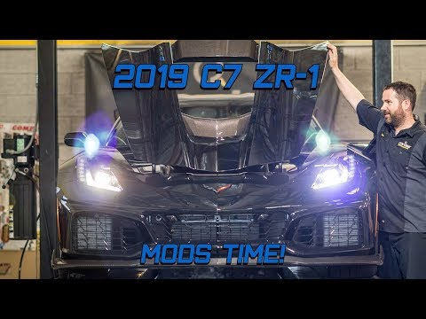 Repeat C7 ZR 1 Time For Mods! by Cordes Performance Racing