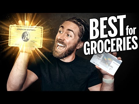 #1 For 🥑GROCERY? Amex GOLD V EVERYDAY PREFERRED Credit Cards