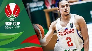 Terrence Romeo: Philippines's leading scorer off the bench!