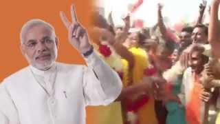 Modi Sarkar _Hatrick _ Bhai Bhai 2012 Election
