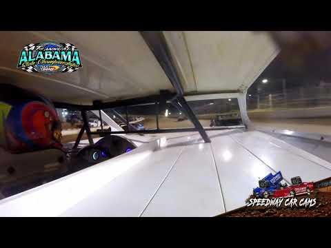 #96x Tyler Riddle - Mini Stock - 9-21-19 East Alabama Motor Speedway - In-Car Camera