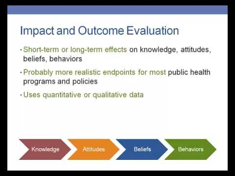 Chapter 10 Types of Program Evaluation - YouTube - Program Evaluation