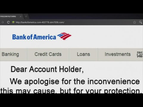 Scammers using fake texts, email from customers' banks to steal money   Don't Waste Your Money