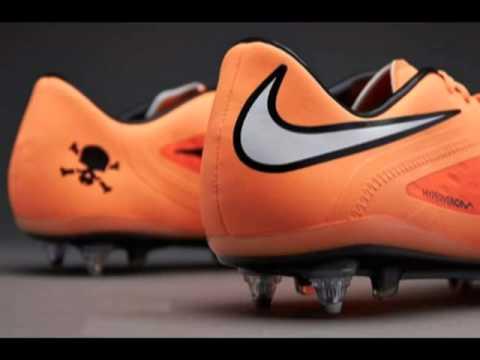 promo code eb49d 102db Nike Hypervenom Phatal SG Pro with Atomic Orange - YouTube