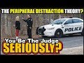 """Audit 14: POLICE """"Peripheral Distraction Theory"""" Explained - ARRESTED - Drunk Driving Accident"""