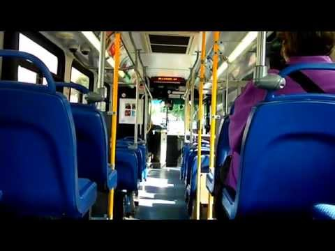 WMATA (Metrobus): 2006 New Flyer D40LFR (Diesel) #6187 ~ w/ Cummins ISM